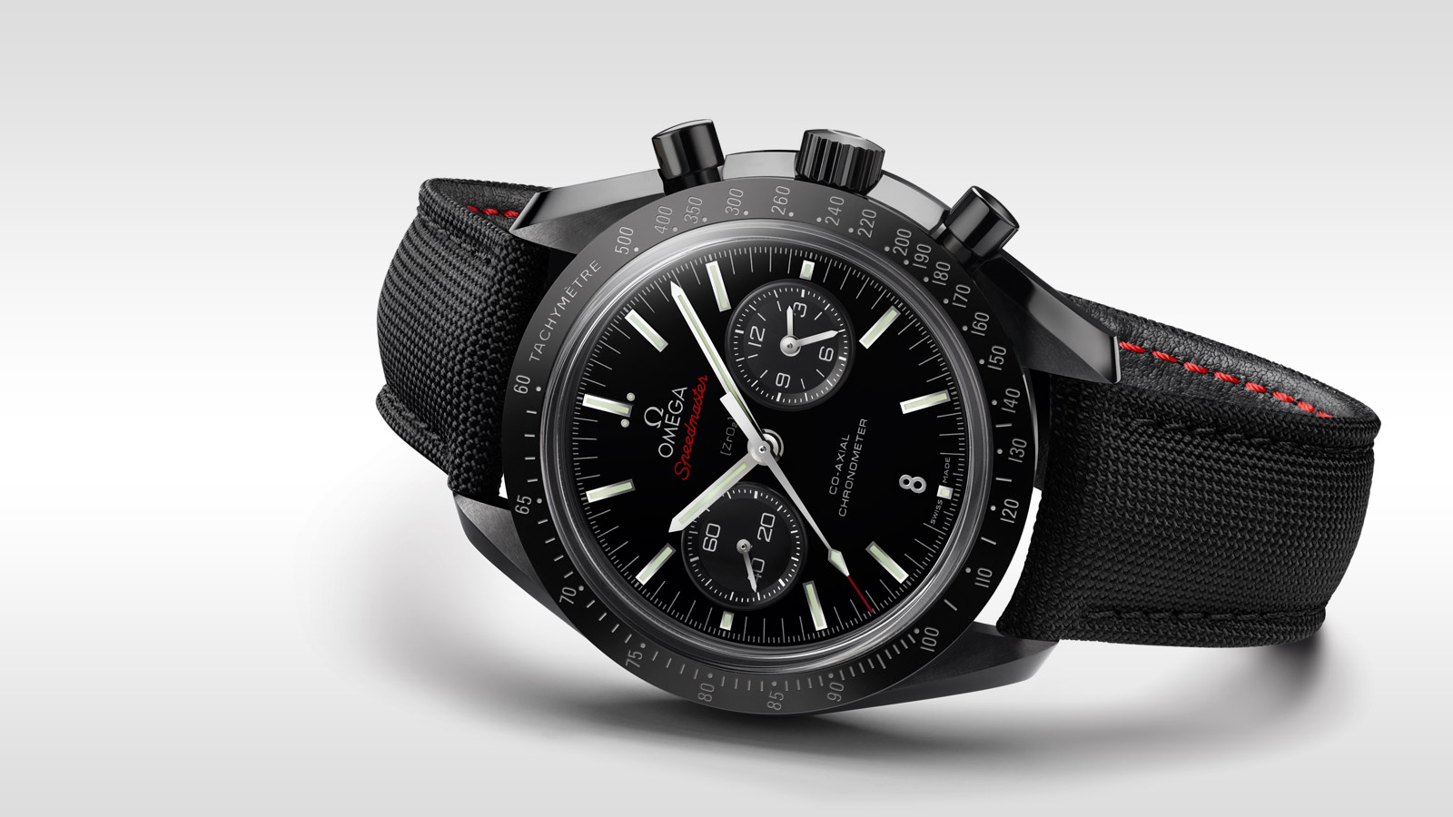 Speedmaster Moonwatch Moonwatch Omega Co‑Axial Chronograph 44.25 mm - 311.92.44.51.01.003 - View 5