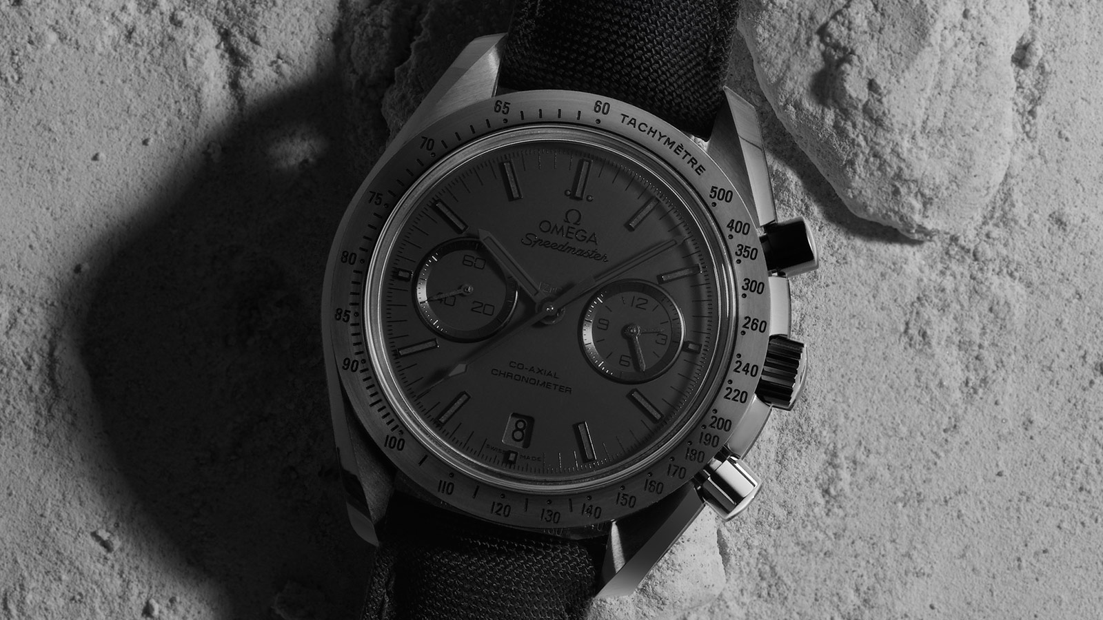 Speedmaster Moonwatch Moonwatch Omega Co‑Axial Chronograph 44.25 mm - 311.92.44.51.01.005 - View 1