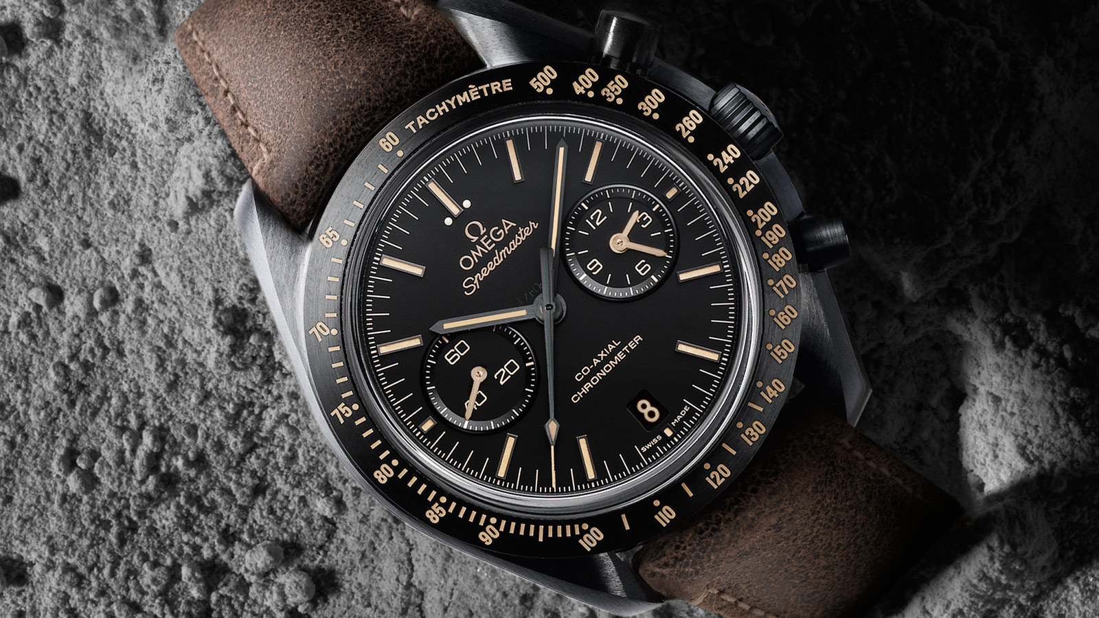 Speedmaster Moonwatch Moonwatch Omega Co‑Axial Chronograph 44.25 mm - 311.92.44.51.01.006 - View 1
