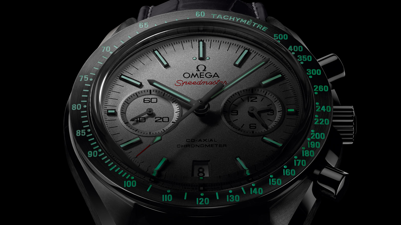 Speedmaster Moonwatch Moonwatch Omega Co‑Axial Chronograph 44.25 mm - 311.93.44.51.99.001 - View 2