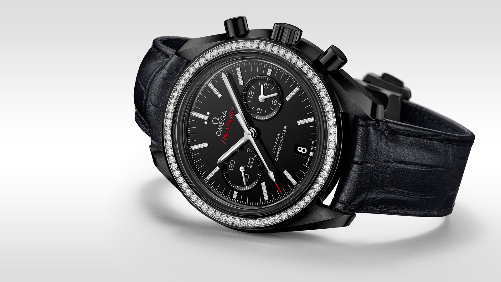 Speedmaster Moonwatch Moonwatch Omega Co‑Axial Chronograph 44,25 mm - 311.98.44.51.51.001 - Visualizzare 1