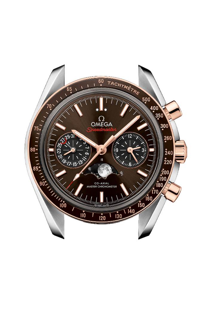 Omega Co-Axial Master Chronometer Moonphase Chronograph 44.25 mm - 304.23.44.52.13.001