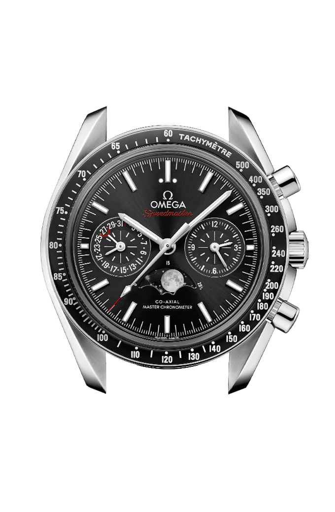 Omega Co-Axial Master Chronometer Moonphase Chronograph 44.25 mm - 304.30.44.52.01.001