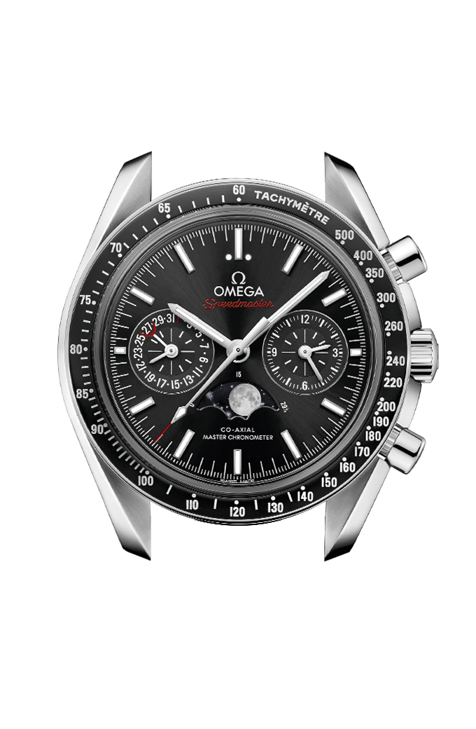 Omega Co-Axial Master Chronometer Moonphase Chronograph 44.25 mm - 304.33.44.52.01.001