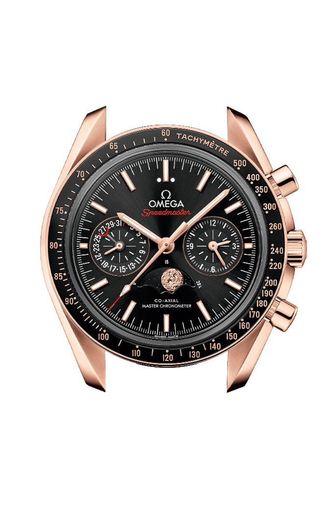 Omega Co-Axial Master Chronometer Moonphase Chronograph 44.25 mm - 304.63.44.52.01.001