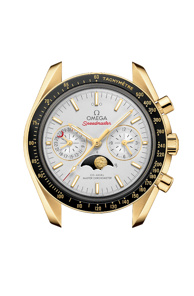 Omega Co-Axial Master Chronometer Moonphase Chronograph 44.25 mm - 304.63.44.52.02.001
