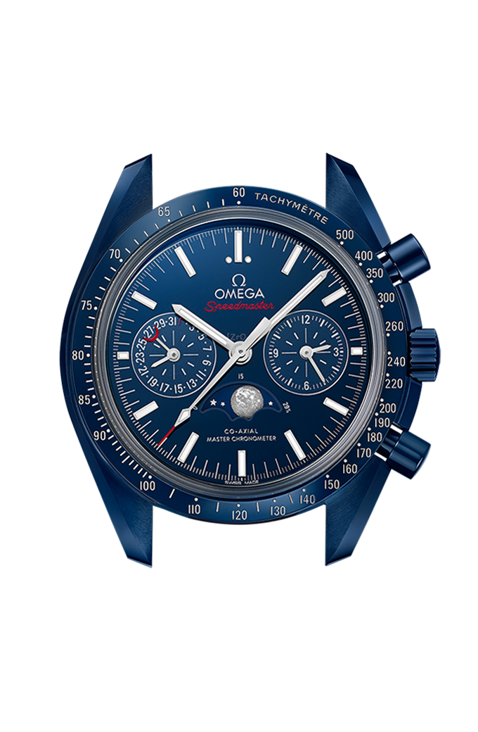 Omega Co-Axial Master Chronometer Moonphase Chronograph 44.25 mm - 304.93.44.52.03.001