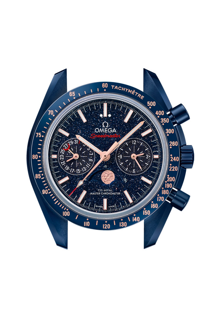 Omega Co-Axial Master Chronometer Moonphase Chronograph 44.25 mm - 304.93.44.52.03.002