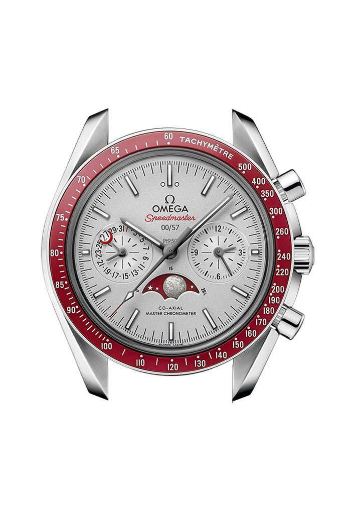 Omega Co-Axial Master Chronometer Moonphase Chronograph 44.25 mm - 304.93.44.52.99.001