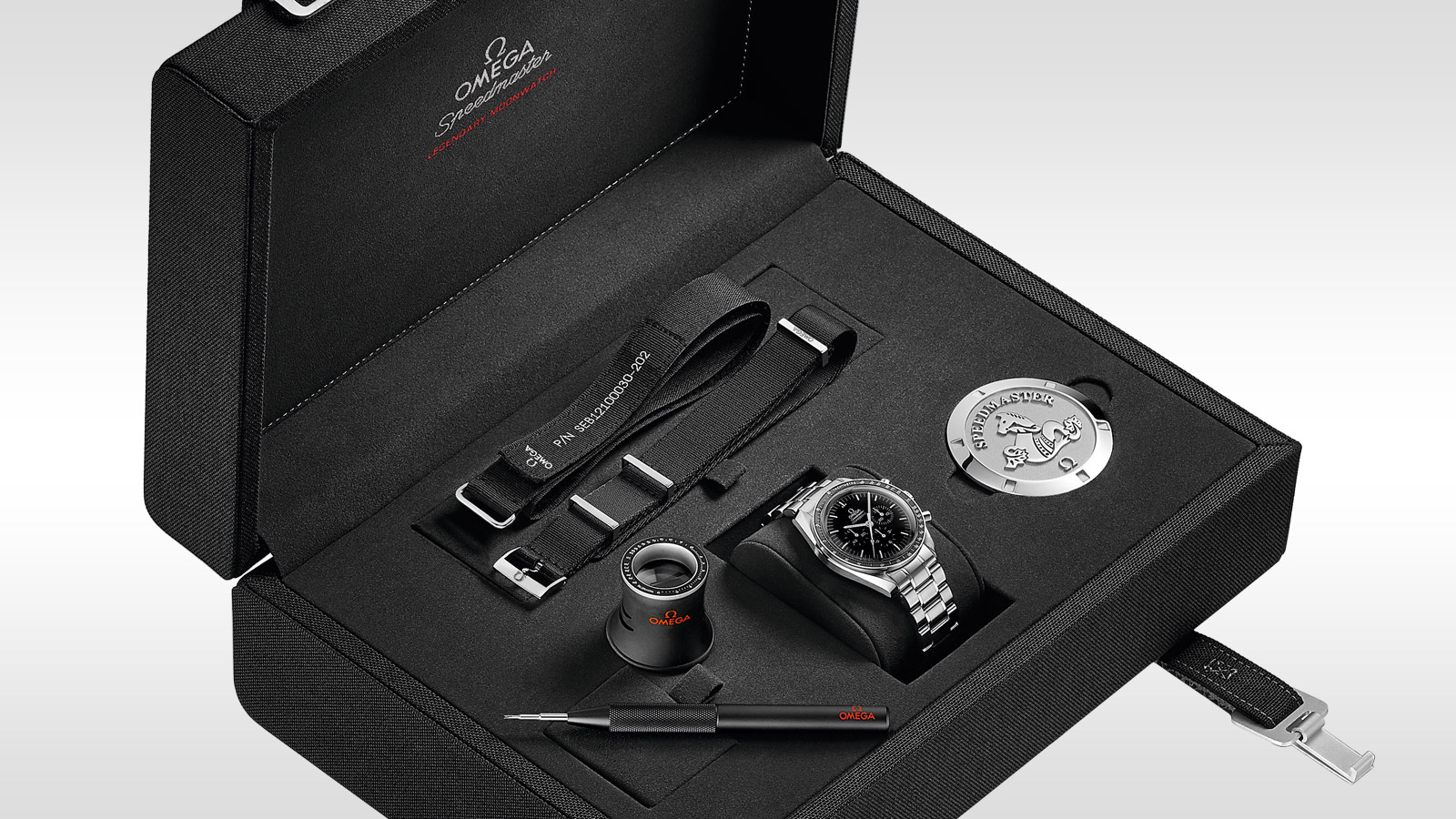Speedmaster Moonwatch Moonwatch Professional Chronograph 42 mm - 311.30.42.30.01.006 - View 1