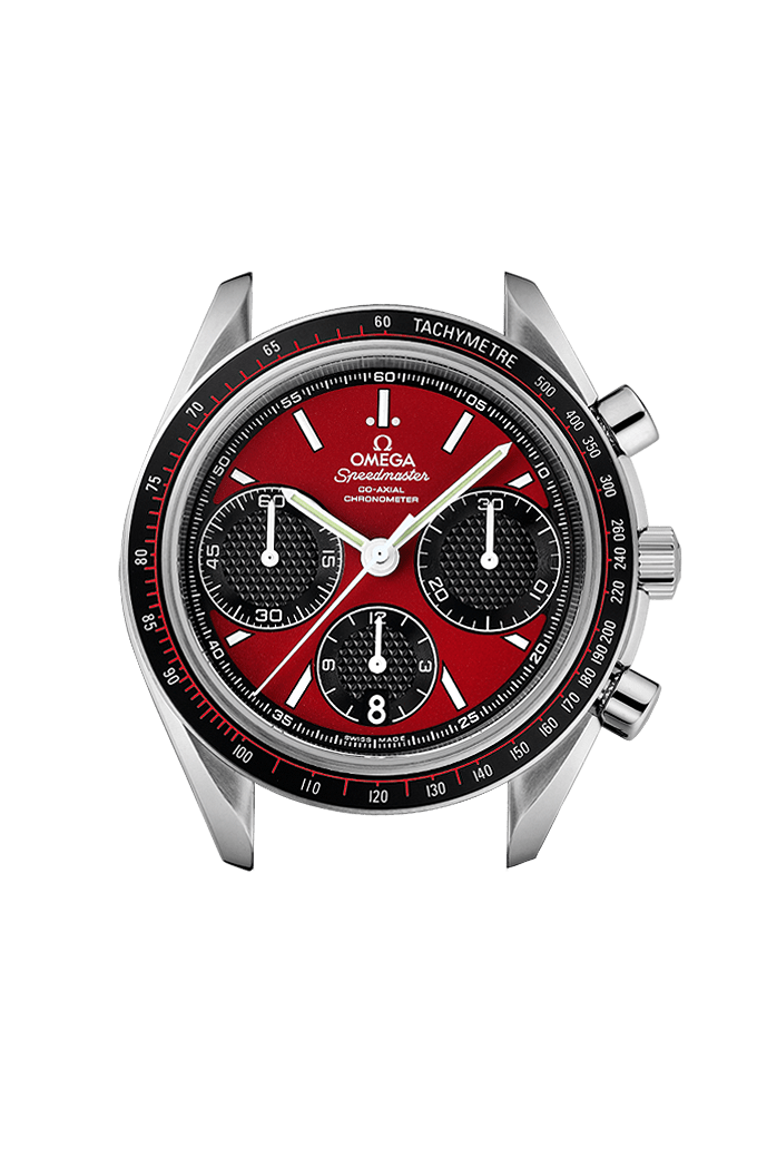 Co-Axial Chronograph 40mm - 326.30.40.50.11.001