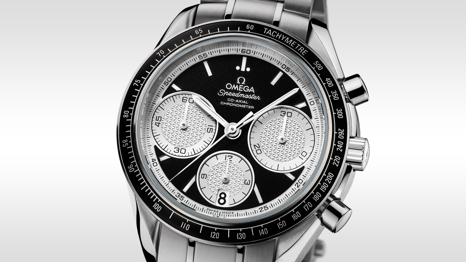 Speedmaster Racing Racing Co‑Axial Chronograph 40 mm - 326.30.40.50.01.002 - Vista 1