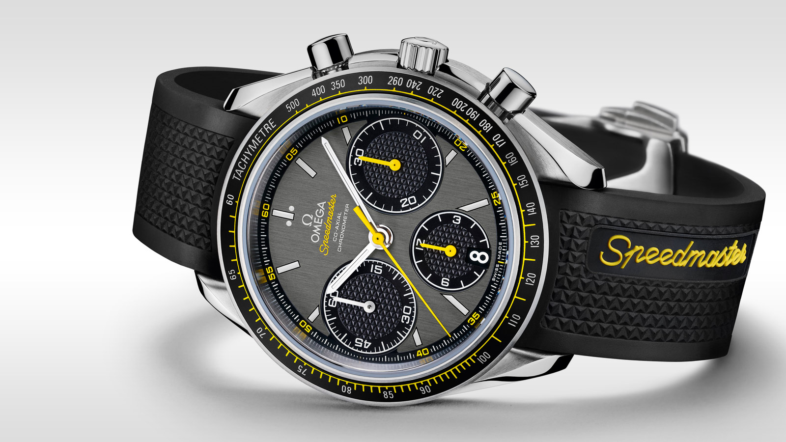 Speedmaster Racing Racing Co‑Axial Chronograph 40 mm - 326.32.40.50.06.001 - View 1