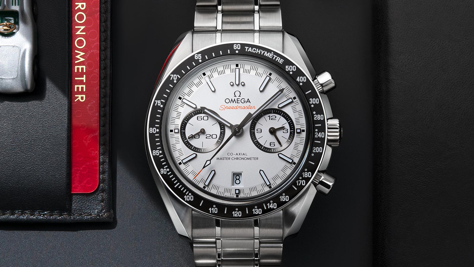 Speedmaster Racing Omega Co-Axial Master Chronometer Chronograph 44.25 mm Watch - 329.30.44.51.04.001
