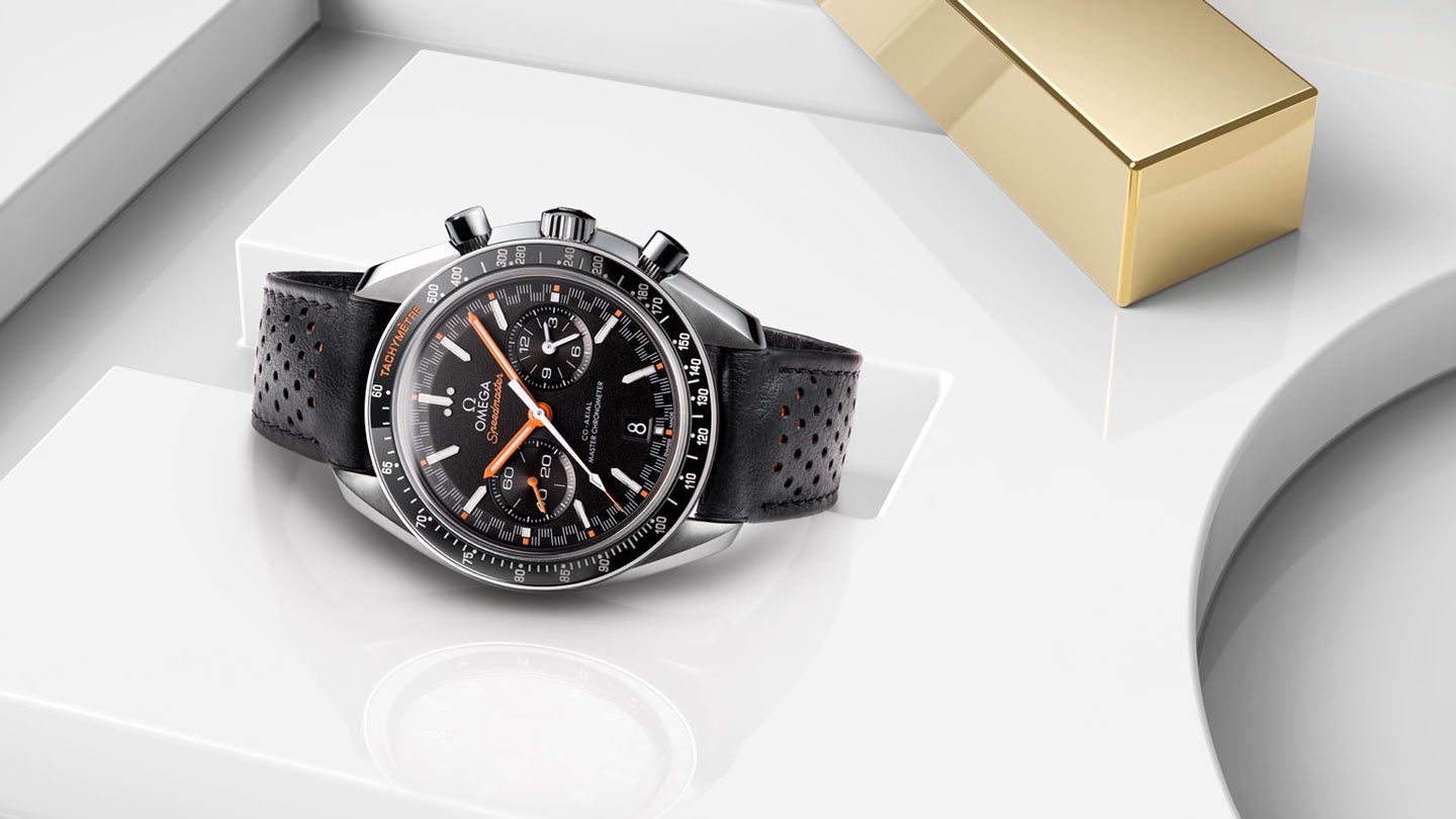 Speedmaster Racing Racing Omega Co‑Axial Master Chronometer Chronograph 44.25 mm - 329.32.44.51.01.001 - View 1