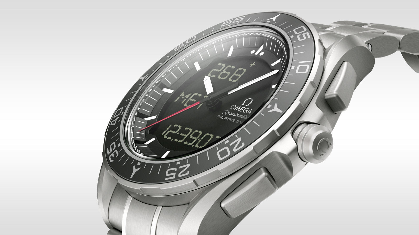 Speedmaster SKYWALKER X‑33 Skywalker X‑33 Chronograph 45 mm - 318.90.45.79.01.001 - Просмотреть 1