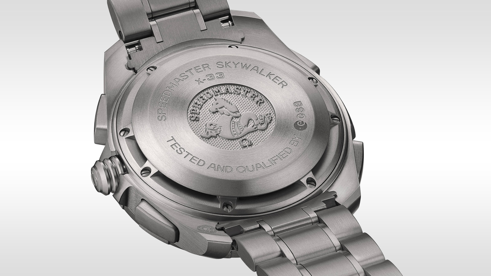 Speedmaster SKYWALKER X‑33 Skywalker X‑33 Chronograph 45 mm - 318.90.45.79.01.001 - Просмотреть 3