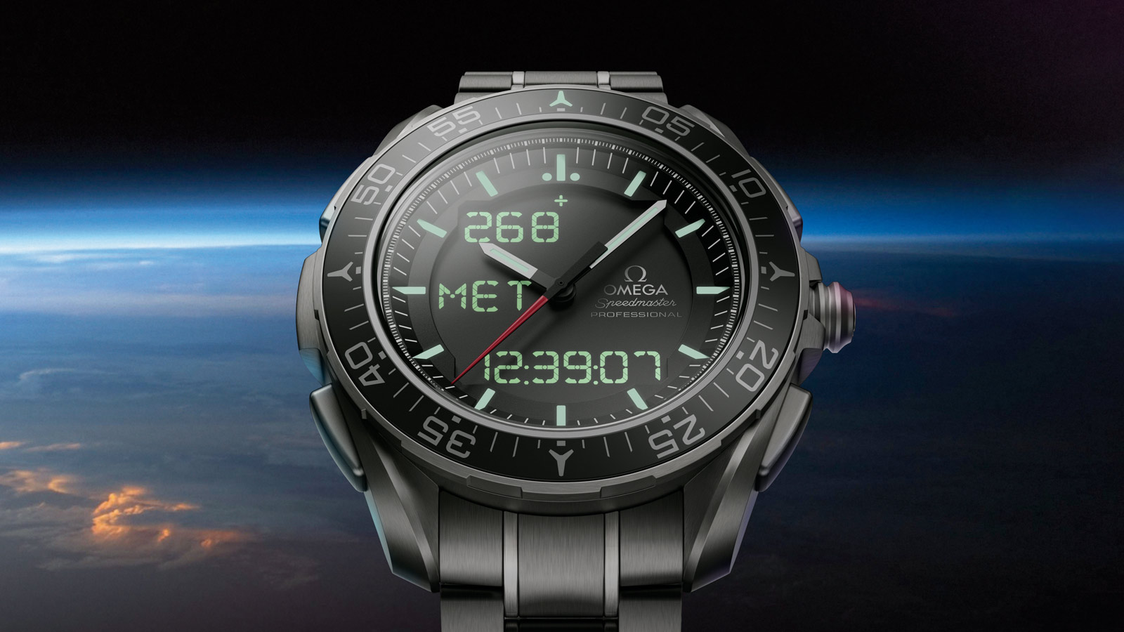 Speedmaster SKYWALKER X‑33 Skywalker X‑33 Chronograph 45 mm - 318.90.45.79.01.001 - Просмотреть 4