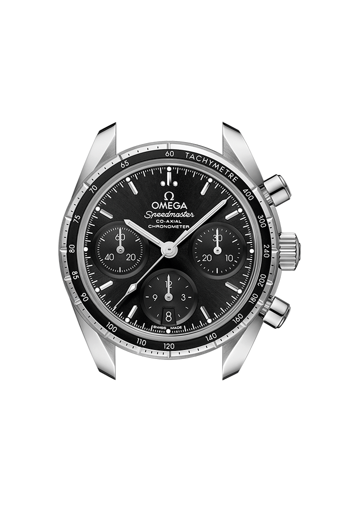 Speedmaster 38 Co-Axial Chronometer Chronograph 38 mm - 324.30.38.50.01.001