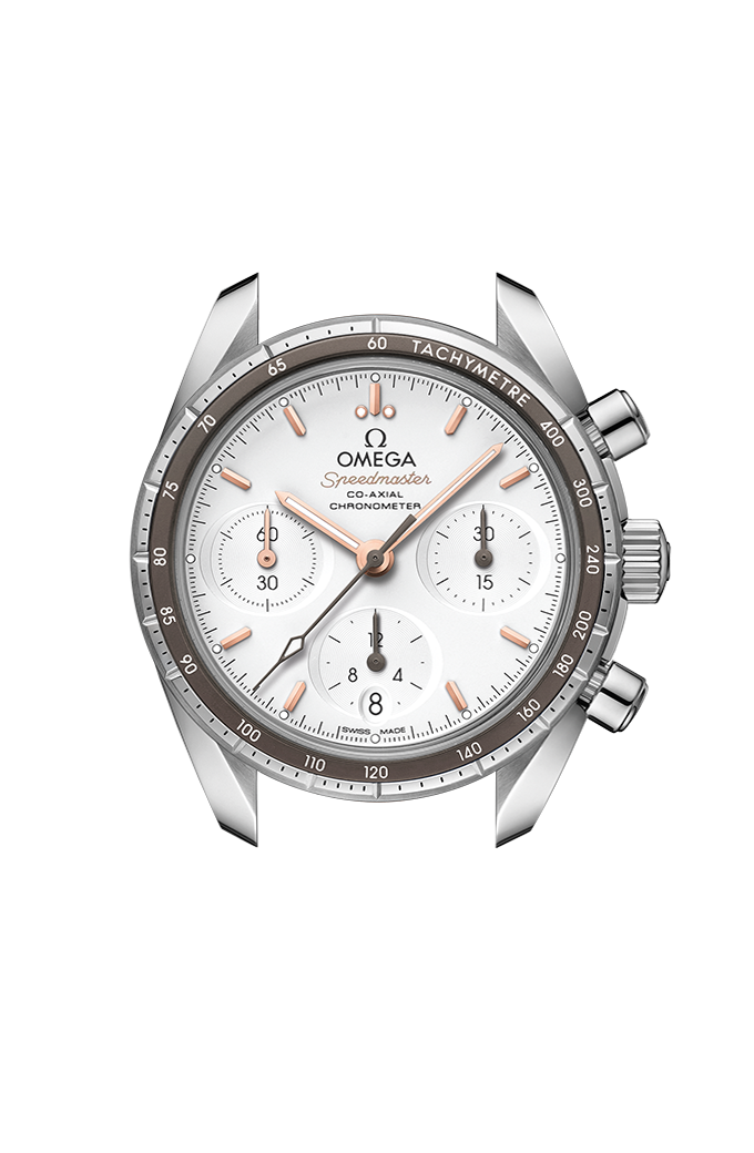 Speedmaster 38 Co-Axial Chronometer Chronograph 38 mm - 324.32.38.50.02.001