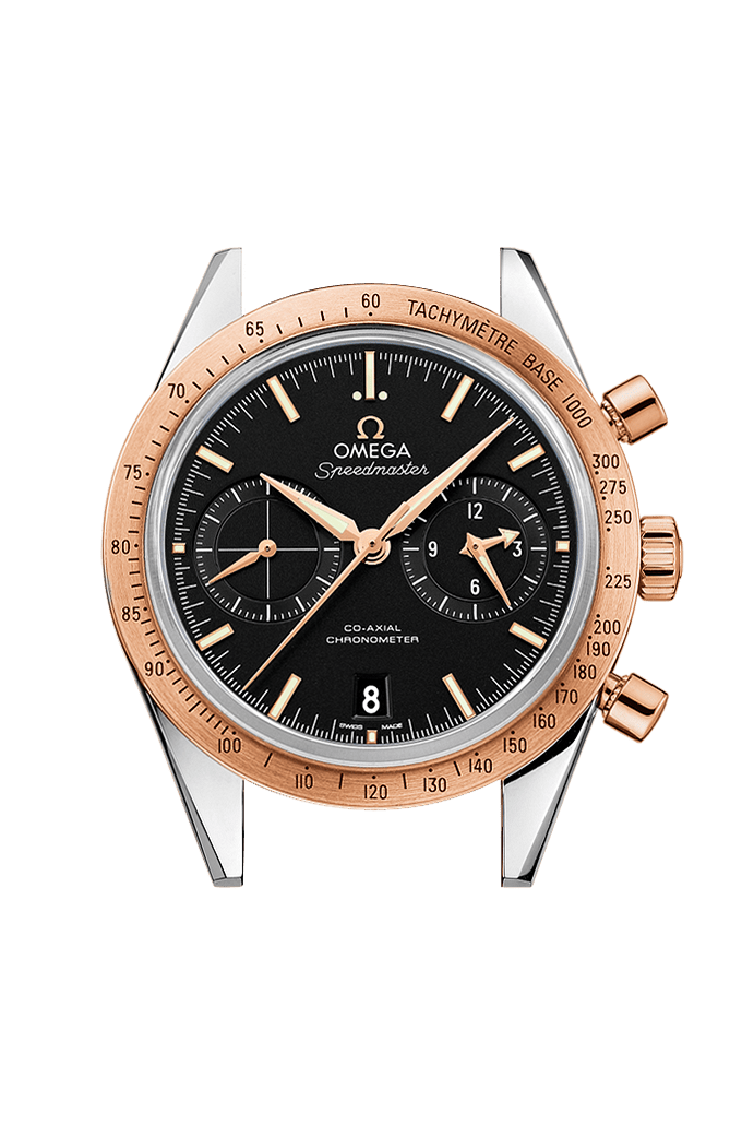 Omega Co-Axial Chronograph 41.5 mm - 331.20.42.51.01.002