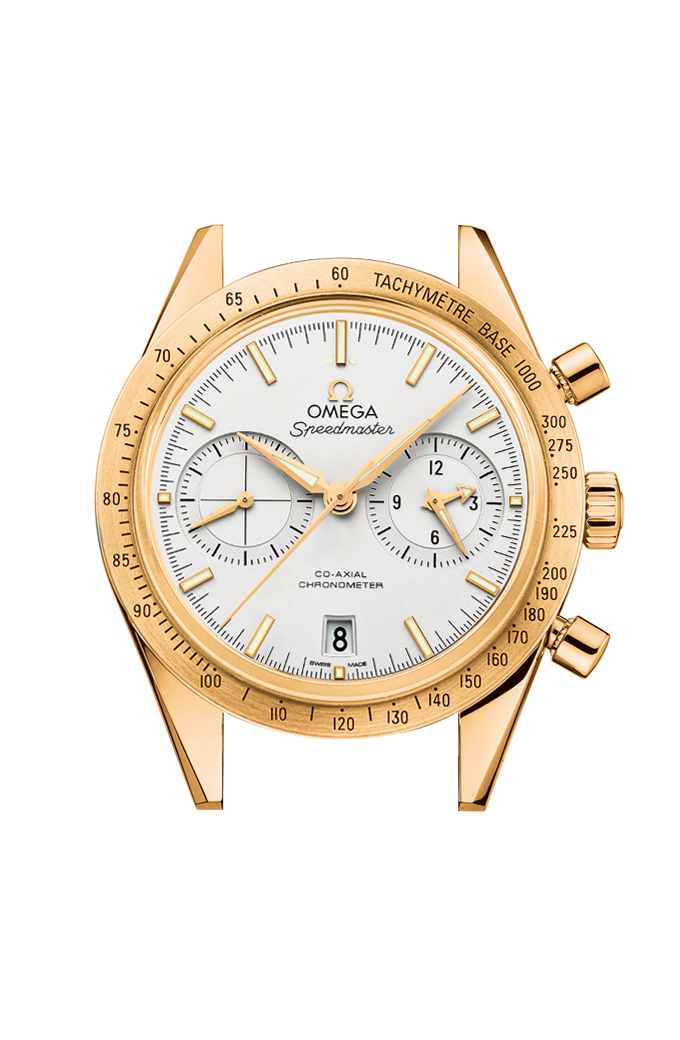 Omega Co-Axial Chronograph 41.5mm - 331.53.42.51.02.001