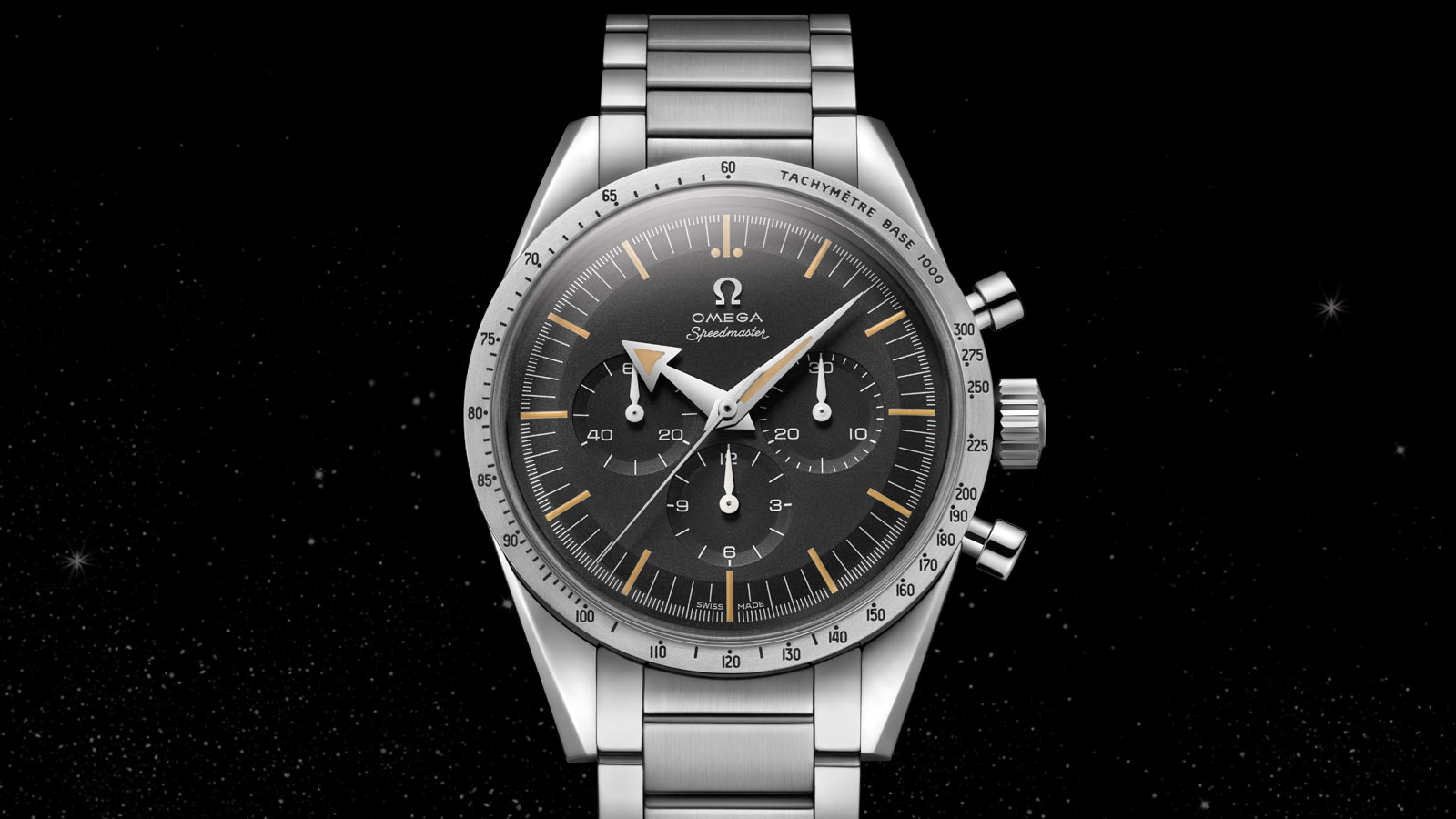 Speedmaster Speedmaster '57 Speedmaster '57 Chronograph 38.6 mm - 311.10.39.30.01.001 - View 1