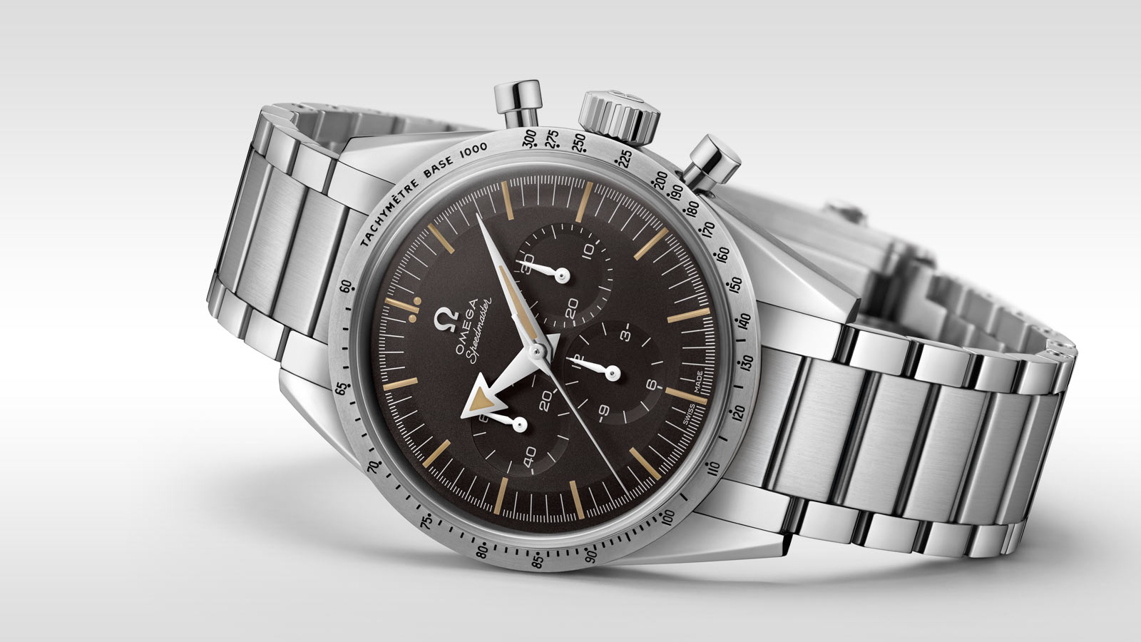 Speedmaster Speedmaster '57 Speedmaster '57 Chronograph 38.6 mm - 311.10.39.30.01.001 - View 2