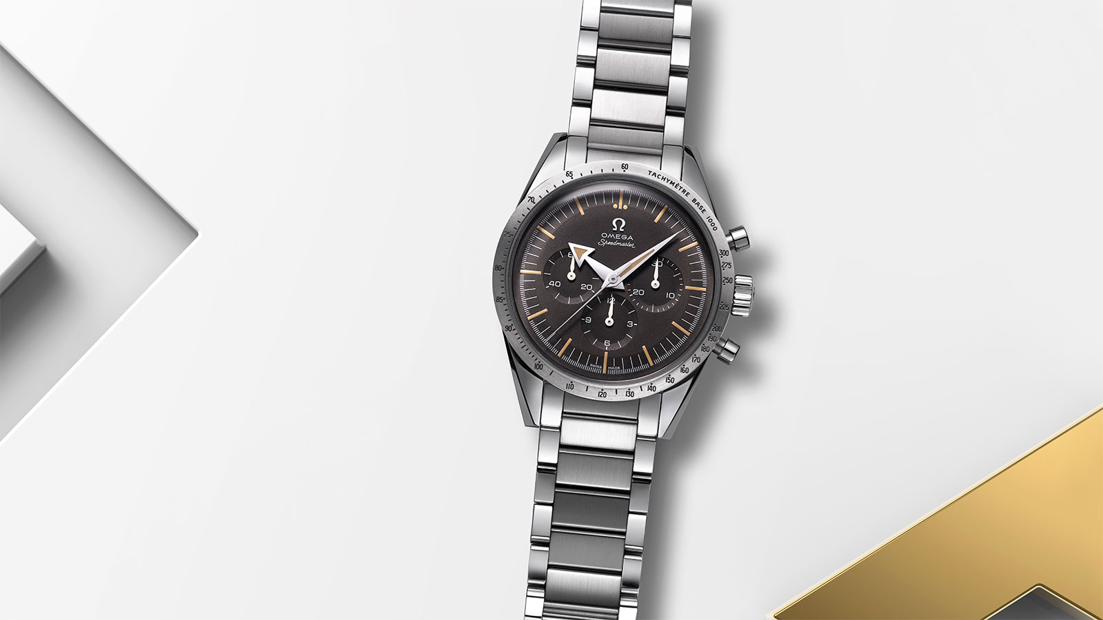 Speedmaster Speedmaster '57 Speedmaster '57 Chronograph 38.6 mm Watch - 311.10.39.30.01.001