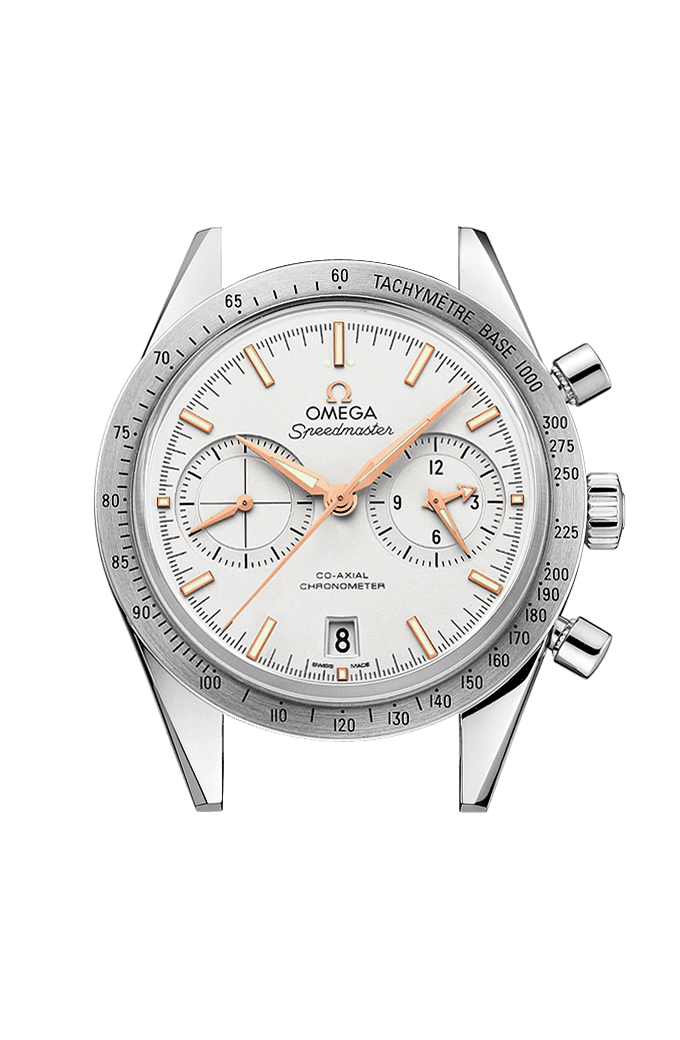 SPEEDMASTER '57 Omega Co-Axial Chronograph 41,5 mm - 331.10.42.51.02.002