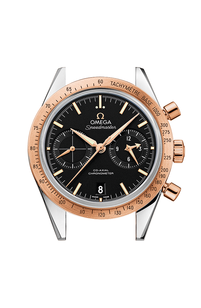 Omega Co-Axial Chronograph 41.5 mm - 331.22.42.51.01.001