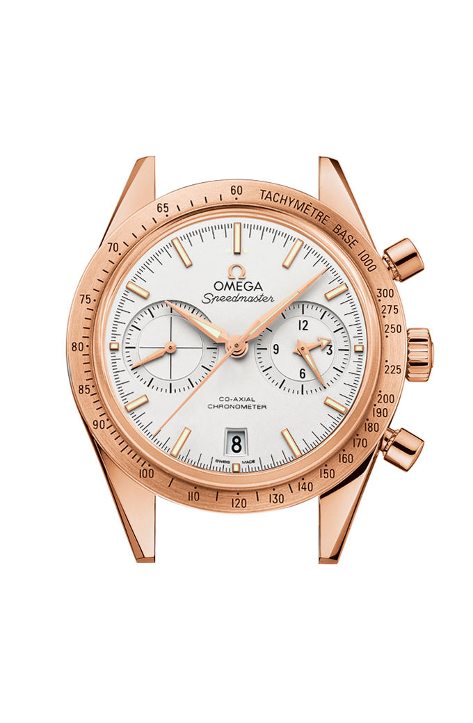Omega Co-Axial Chronograph 41.5mm - 331.53.42.51.02.002