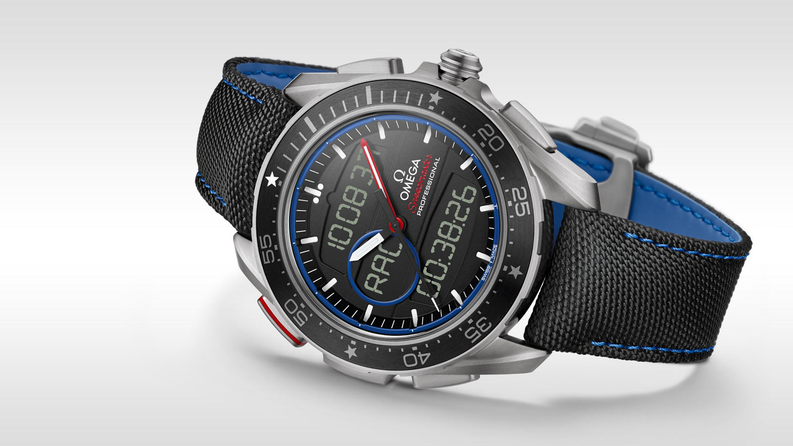 Speedmaster X‑33 REGATTA X‑33 Regatta Chronograph 45 mm - 318.92.45.79.01.001 - Visualizzare 2