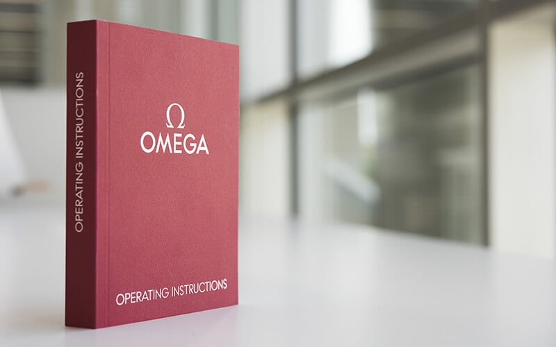 Red user manual by Omega