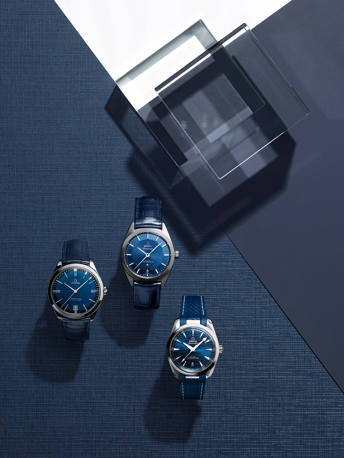 Blue on  blue - Product Selection - 55325