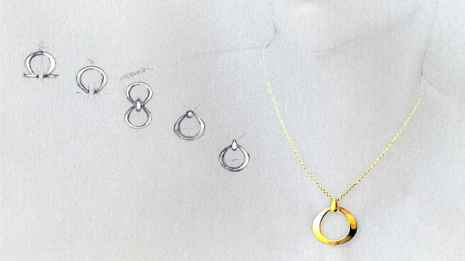 Fine Jewellery: Omega Dewdrop Collection - Slide 1 - 3019