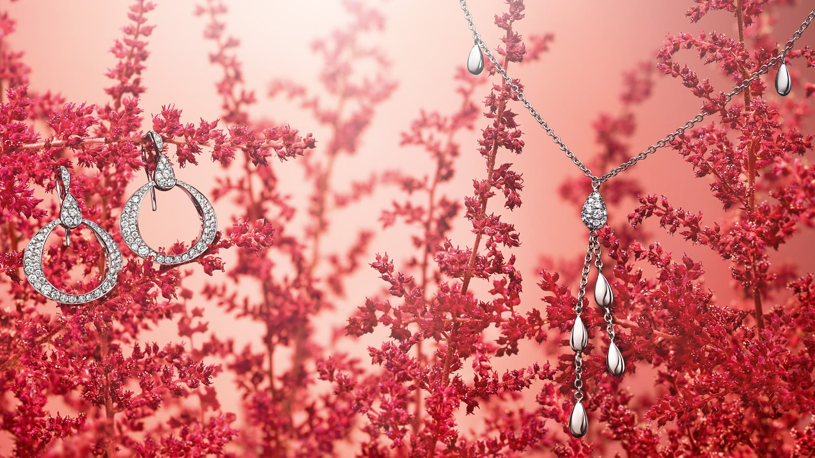 Fine Jewellery: OMEGA Dewdrop Collection - Slide 3 - 3030
