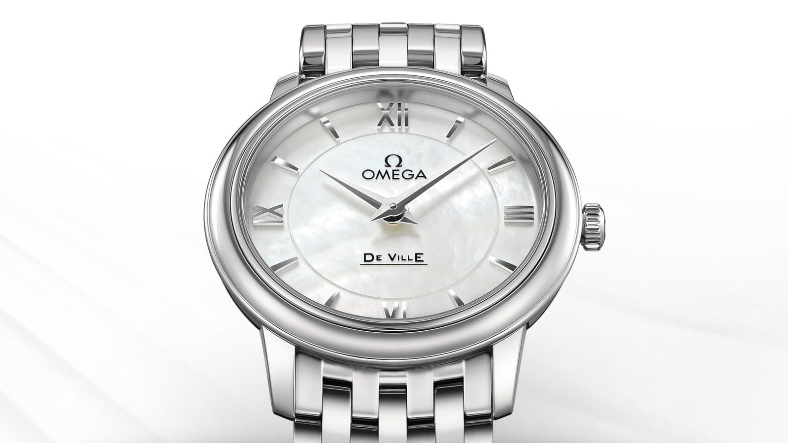 THE DE VILLE PRESTIGE CO-AXIAL COLLECTION