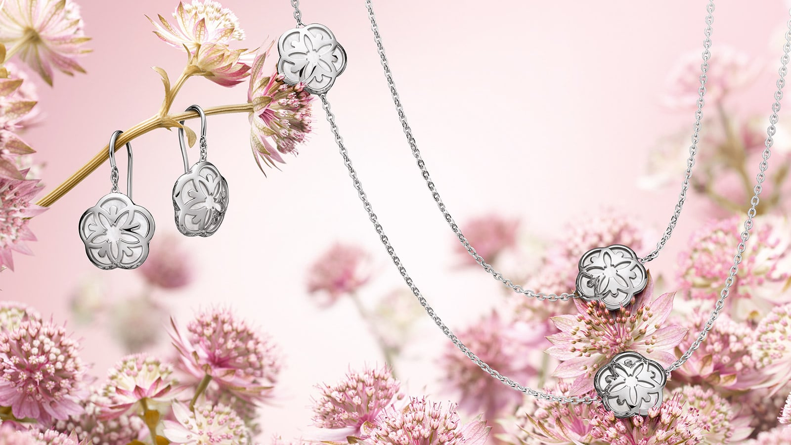 OMEGA Flower Jewelry Collection - Slide 3 - 64653