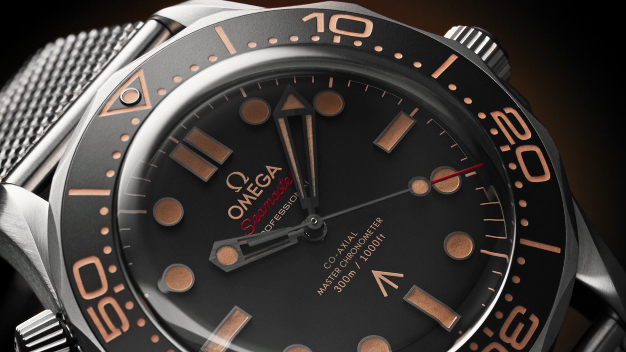 Seamaster 007 Edition Watch 210.90.42.20.01.001 - Video - 79089
