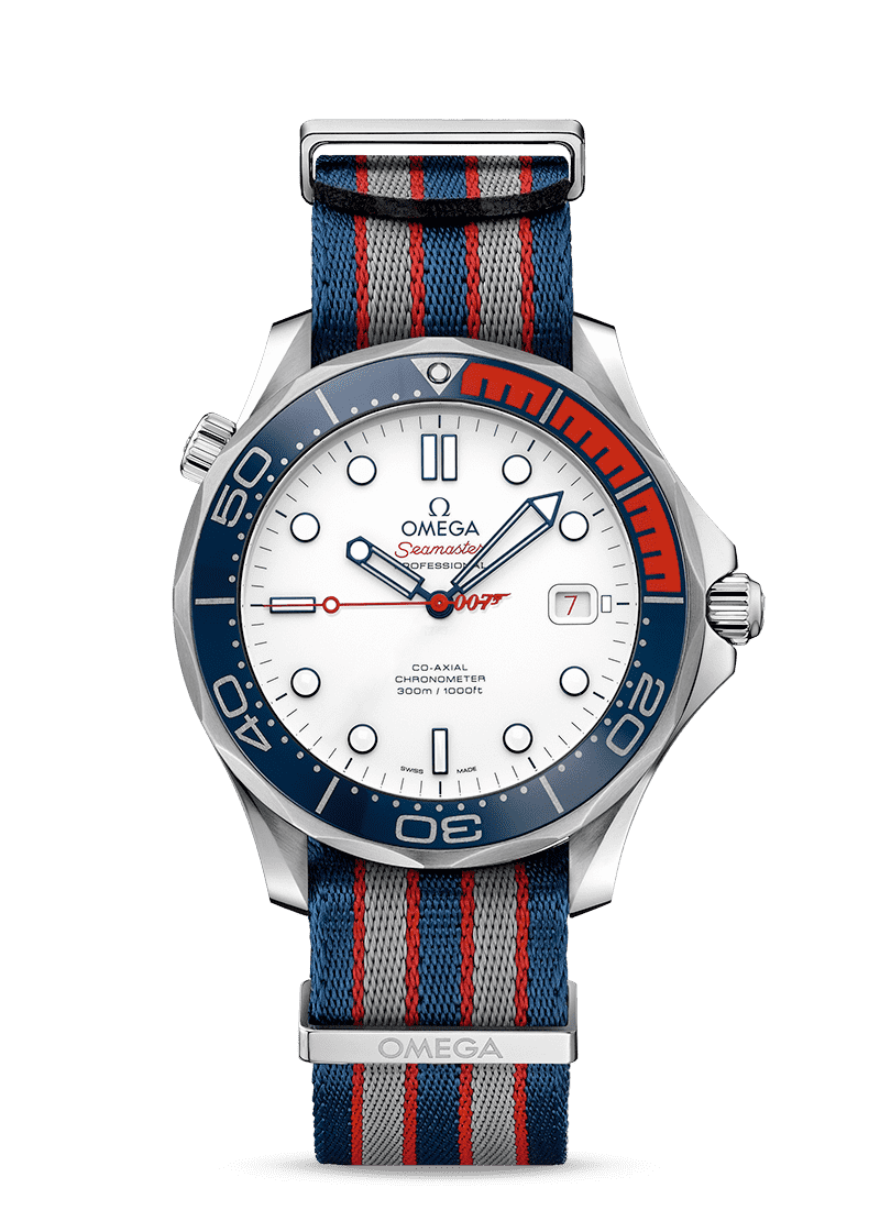 Seamaster Diver 300m Commander's Watch Modelo 2 - 18690