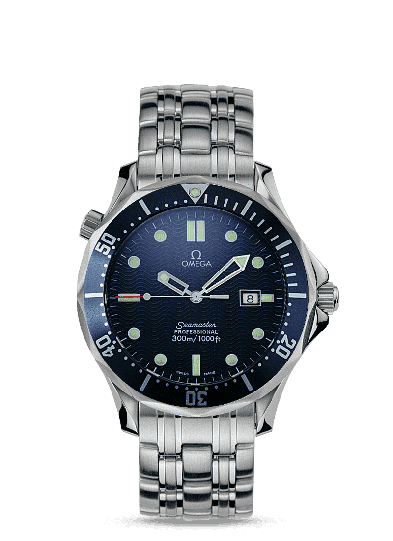 Seamaster Diver 300m Commander's Watch Modelo 1 - 18689