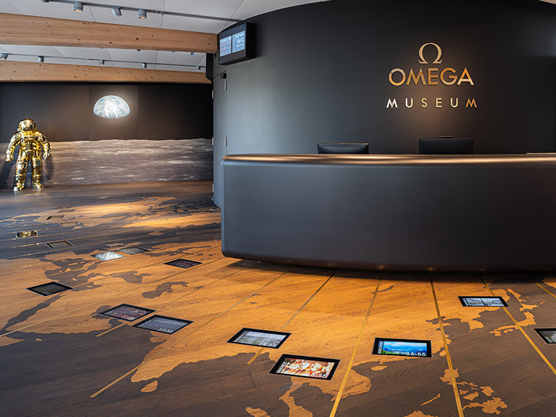 OMEGA's new Museum    image 72571-2