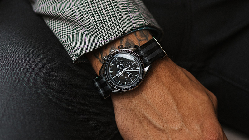 OMEGA Does Pitti with The Rake image 71048-2