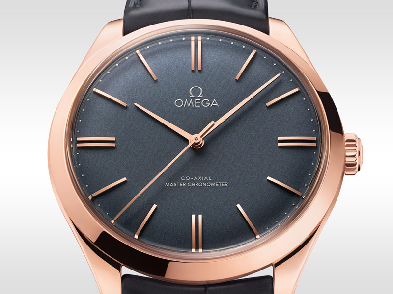Classic De Ville Trésor 40mm watch in rose gold