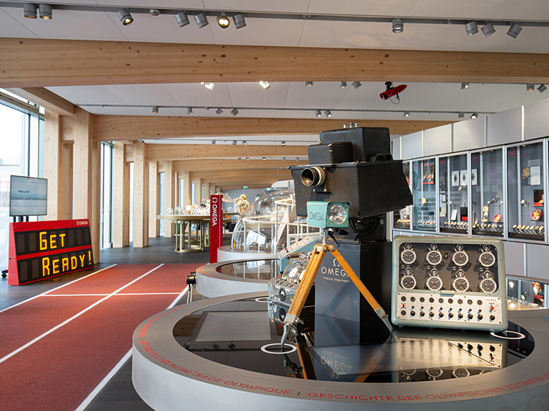 OMEGA's new Museum    image 72570