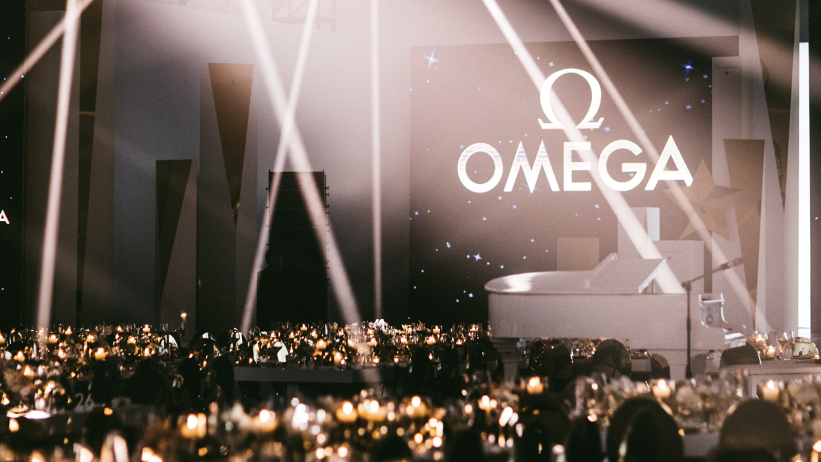 OMEGA Iconic Ladies Evening - Einzel - 56831