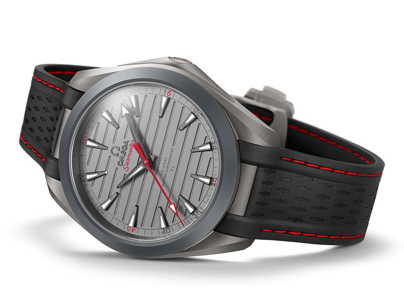 "THE SEAMASTER AQUA TERRA ""ULTRA LIGHT"""