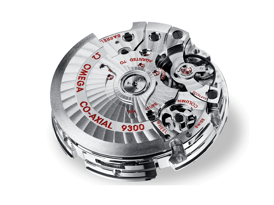 CALIBRE OMEGA 9300  CO-AXIAL