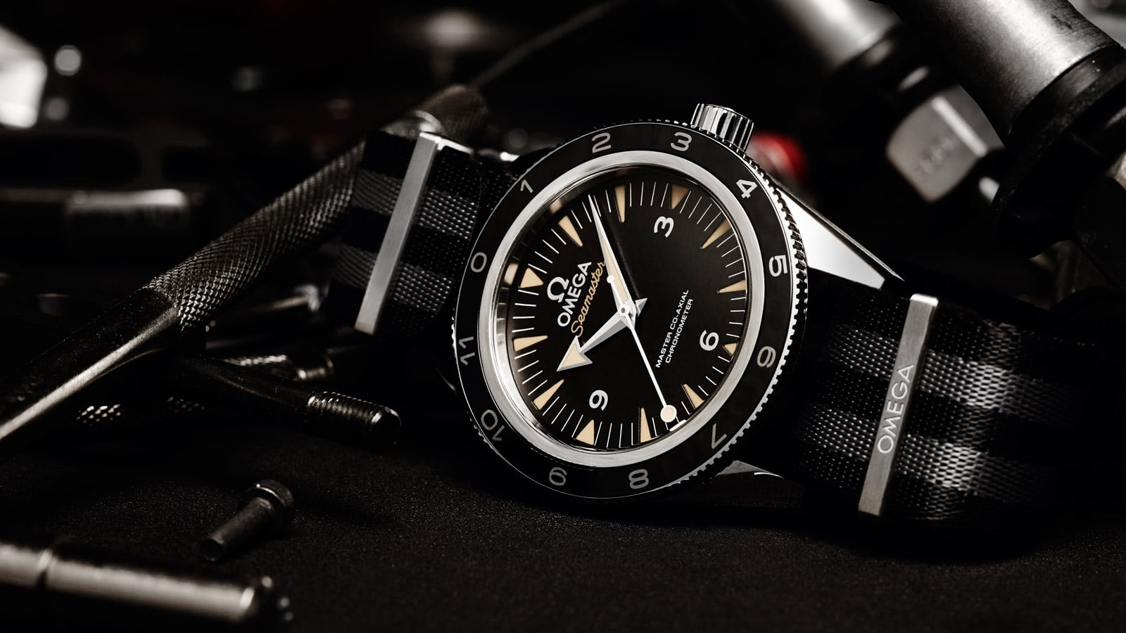 OMEGA & Spectre: the two Seamasters of Commander Bond - Slide 3 - 1552